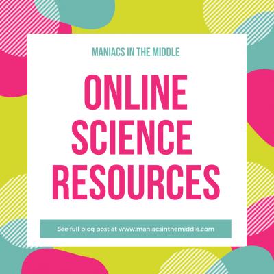 Online Science Resources